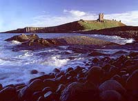 Dunstanburgh Castle, near Craster, Northumberland © Lee Frost